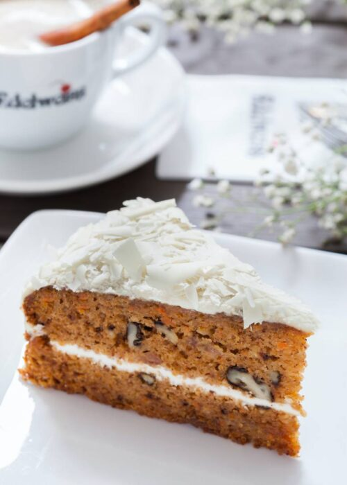 EDELWEİSS CARROT CAKE DİLİM